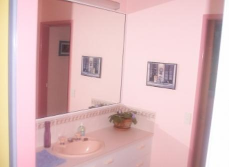 Second Bathroom and Vanity