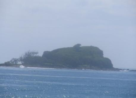 Mudjimba Island - 400 metres off the Beach