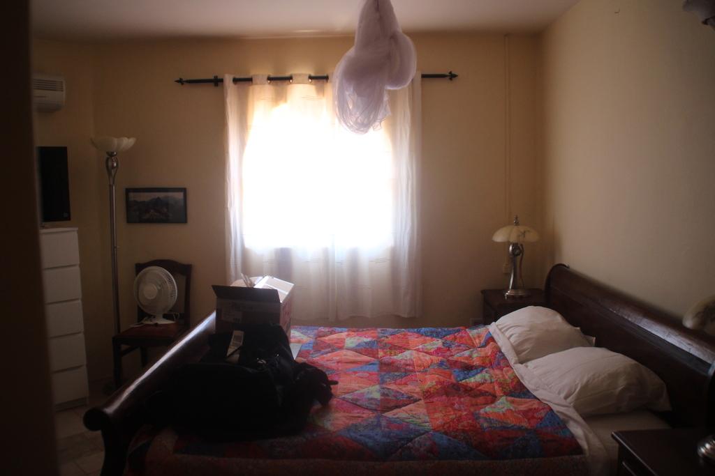 Guestbedroom in mainhouse