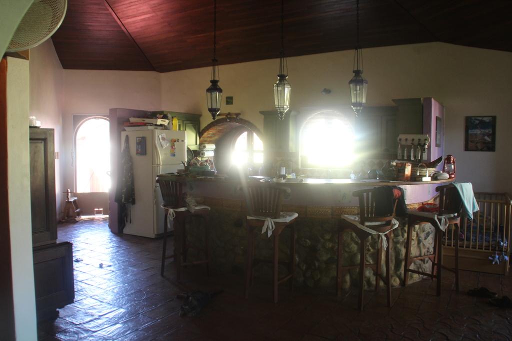 Kitchen in mainhouse