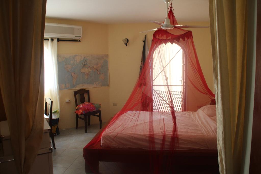 Master bedroom in mainhouse