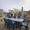 opened  terrace  / terrasse