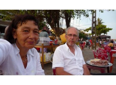 Marianne & Francis (6/2012) in Vietnam