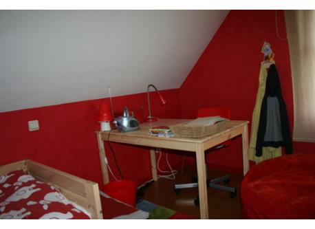 room with two beds if wanted