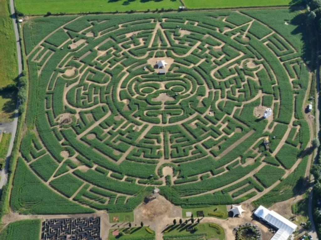Labyrinthus Durbuy, 30 min de la maison