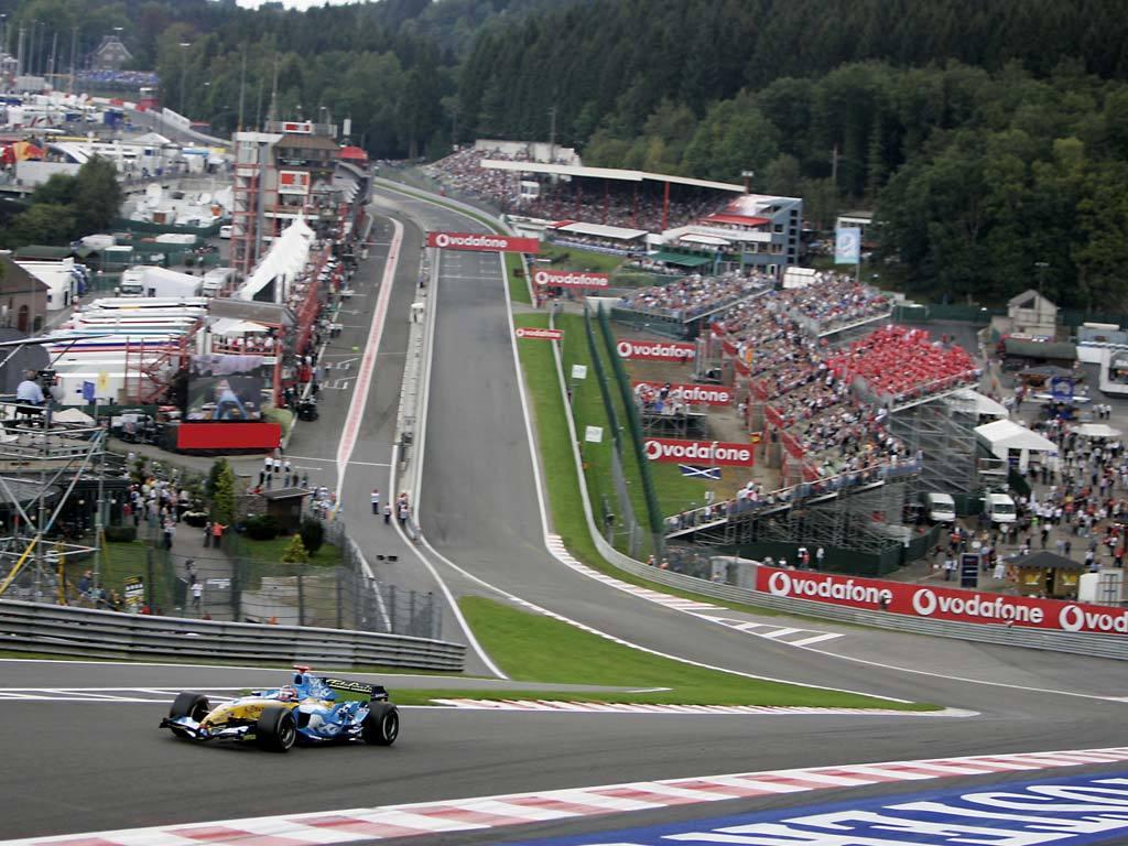 Circuit de Francorchamps