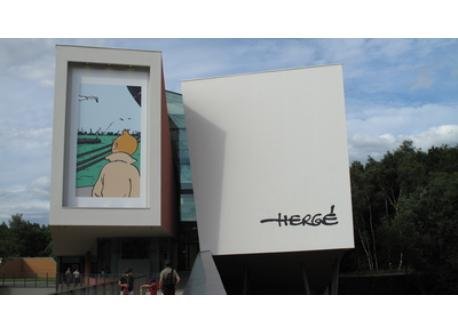 musée hergé (30 minutes from home)