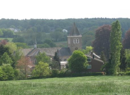 Hauset village