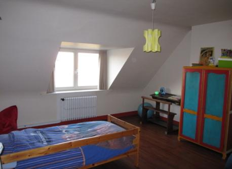Tibe's room