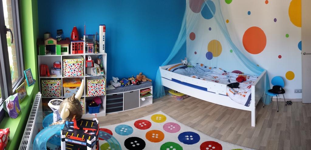 Lucas' room