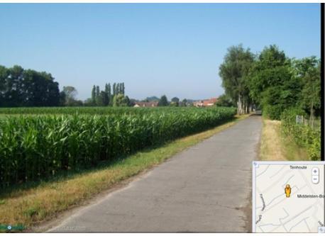 Bike promenade
