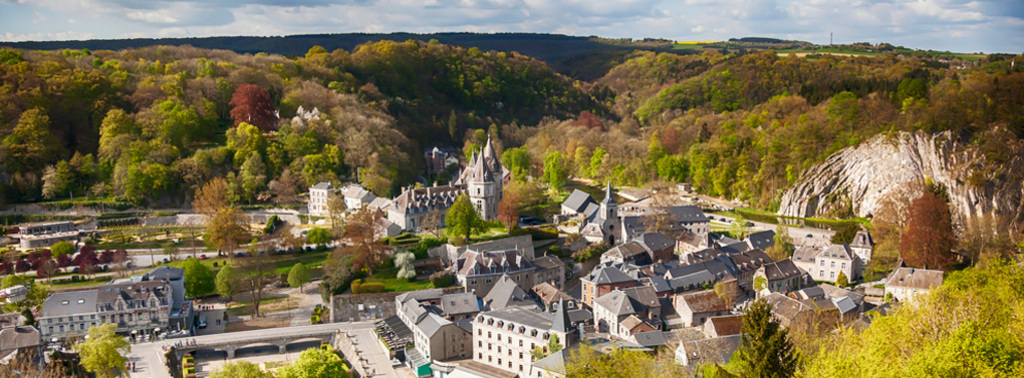 Nature & village in south Belgium 'Ardennen' 60min