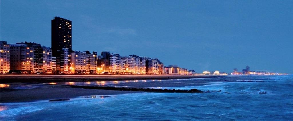 Belgian coast 'Oostende' 60min