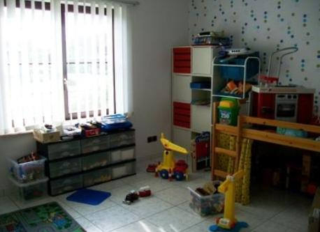 playing room, looks more like a gaming room now, but still lots of other toys too