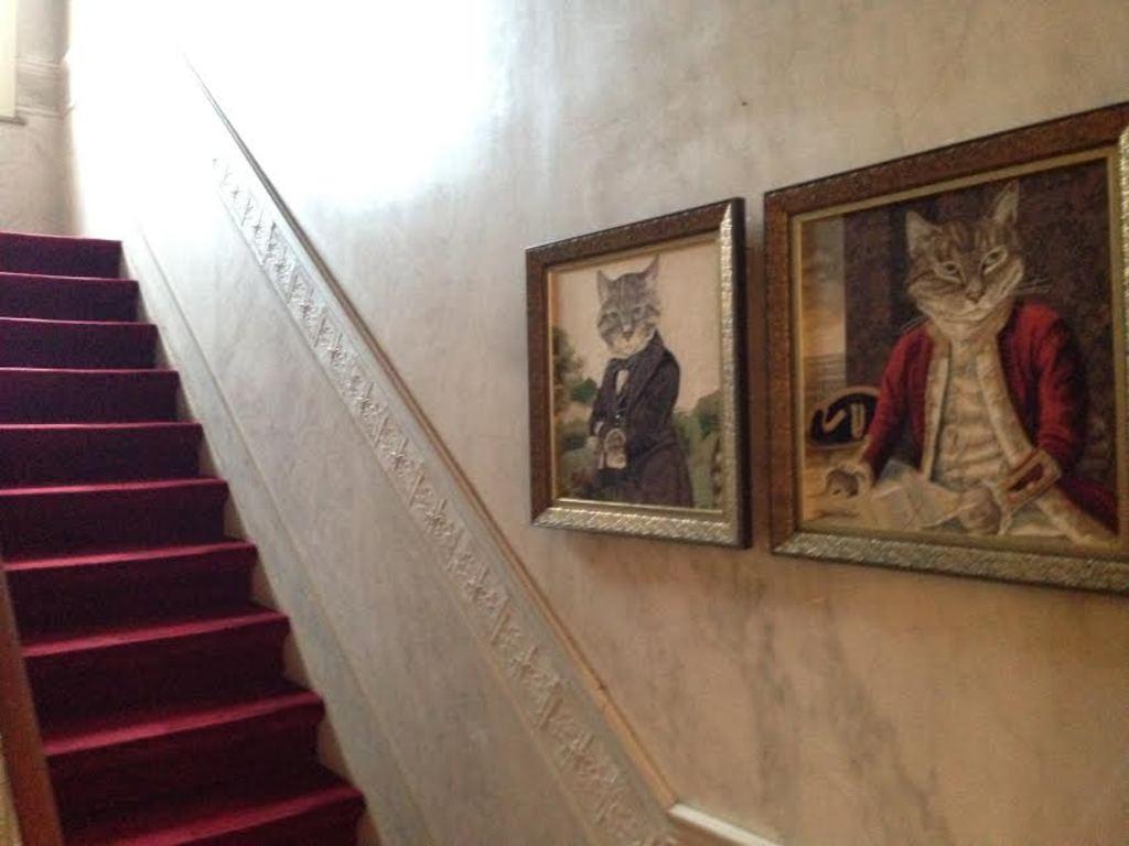 Escalier vers 2eme etage
