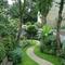 Jardin en ete