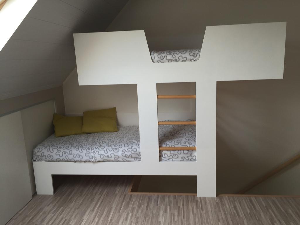 bunk bed attic 2015