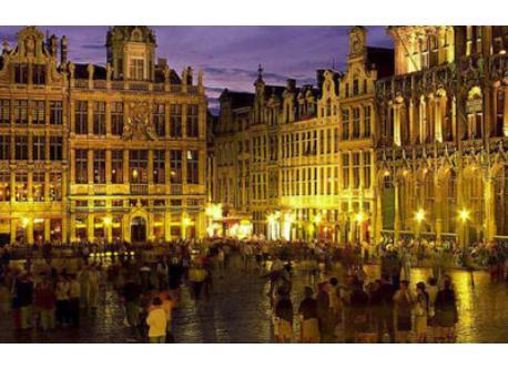 Brussels - Grote Markt