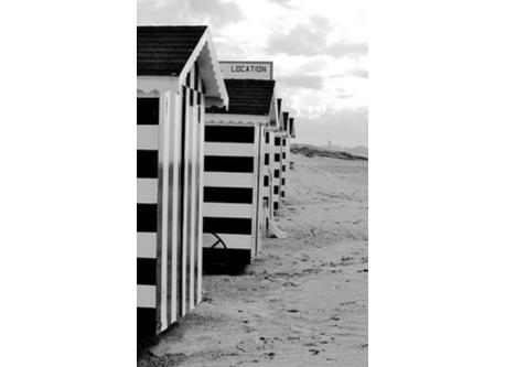 beach view Westende