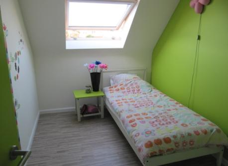 'green' sleeping room