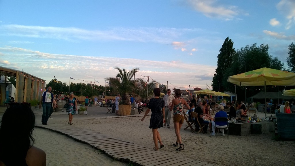 Summer Bar, Festival, City Life