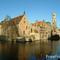 The old wellknown city Brugge
