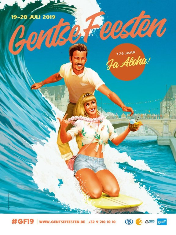 Gentse feesten: 10 days of music, theatre and culture