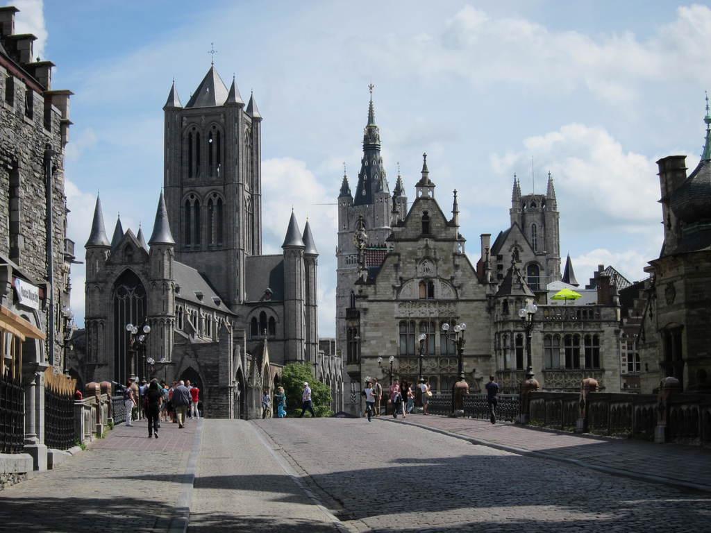 City center - historical sites