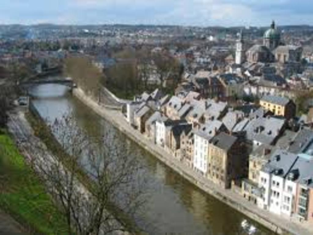 Namur at 30 km from our home