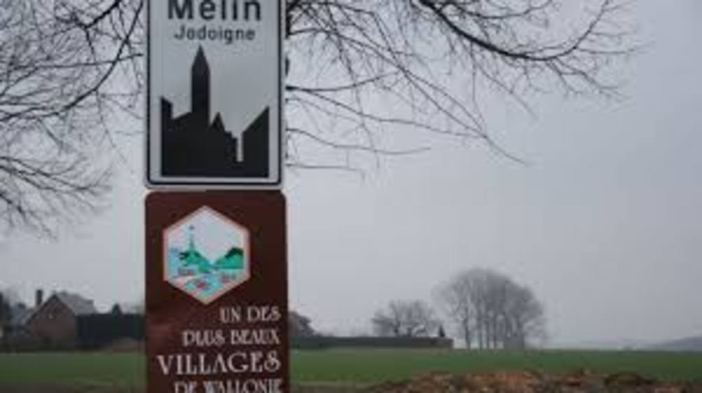 Mélin, one of the most beautiful villages of Wallonie