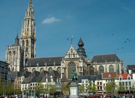 Antwerp - 40min