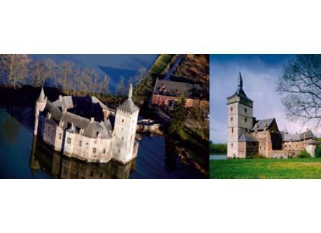 the horst castle (3 miles)