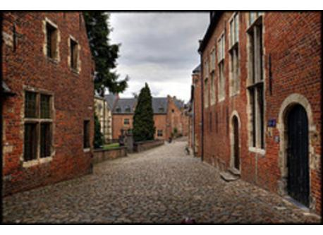 medieval beguinage, leuven (7 miles; owned by the university)