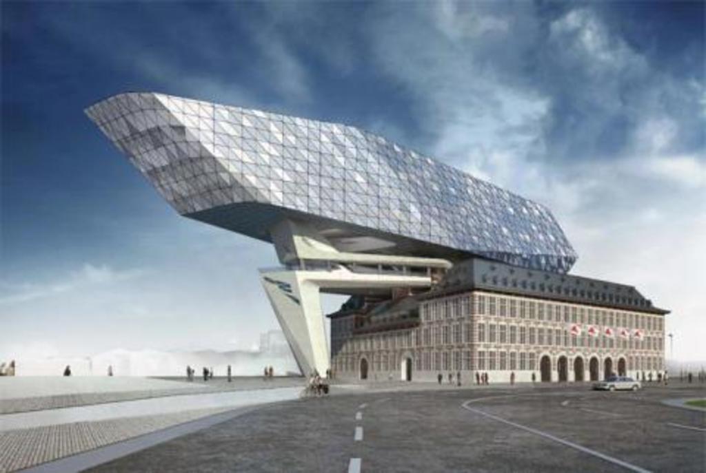 Antwerpen - Harbour House