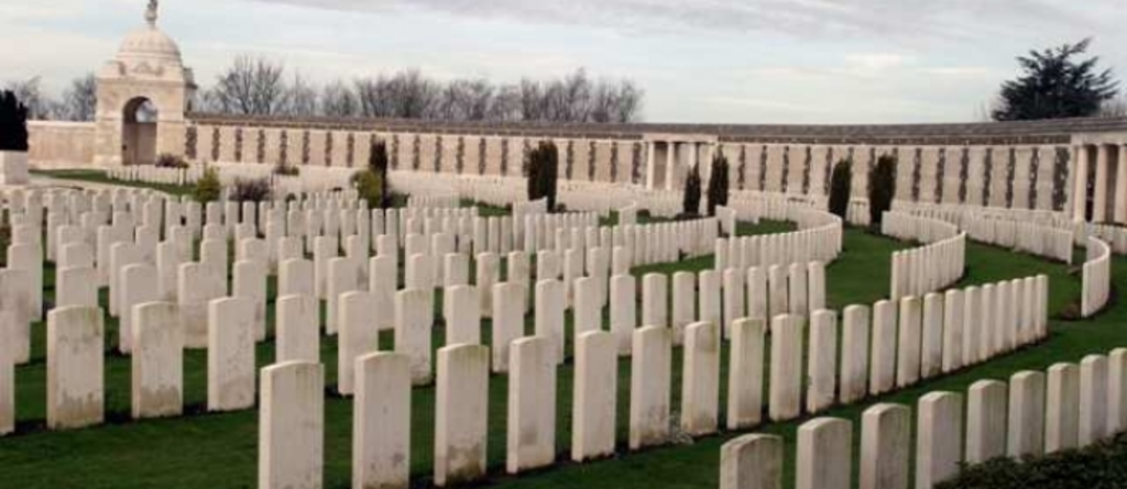 Ypres and the memorials of the 1st world war