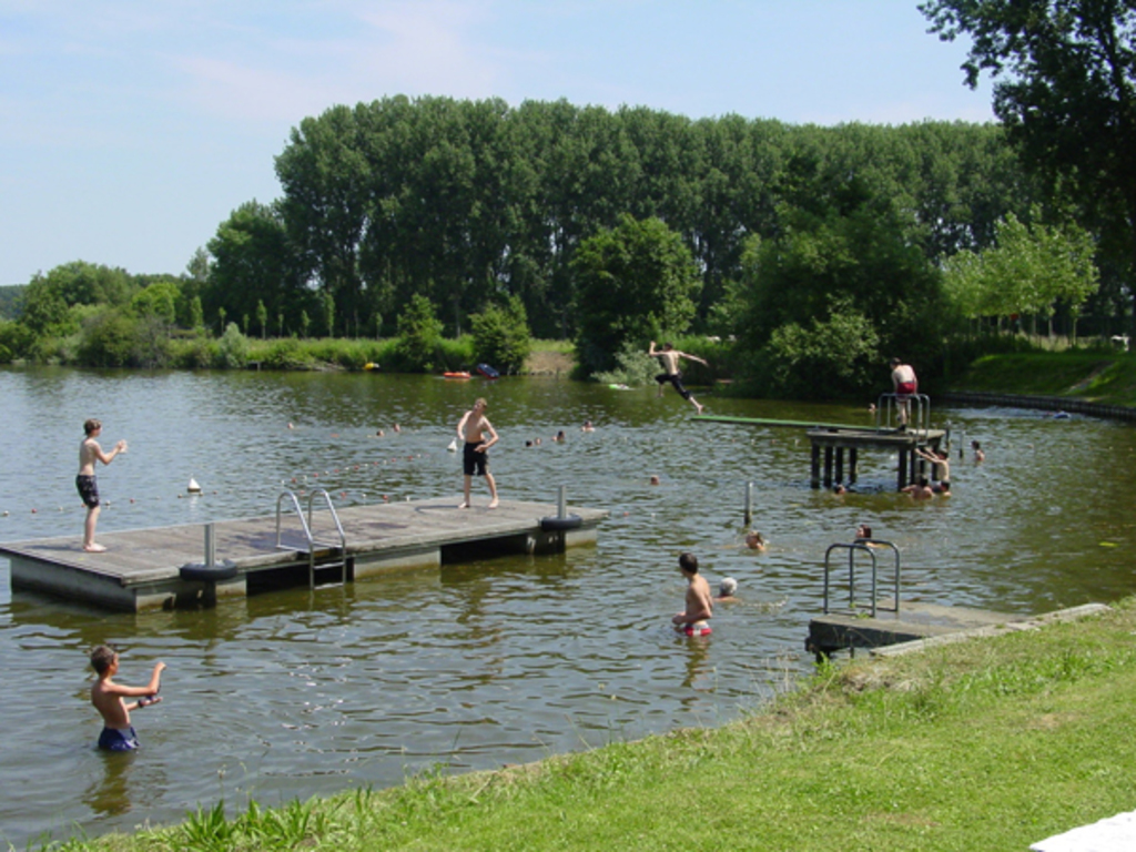Vosselare Put - Deinze - ideal for swimming outdoors!