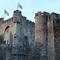 Ghent - medieval castle Gravensteen