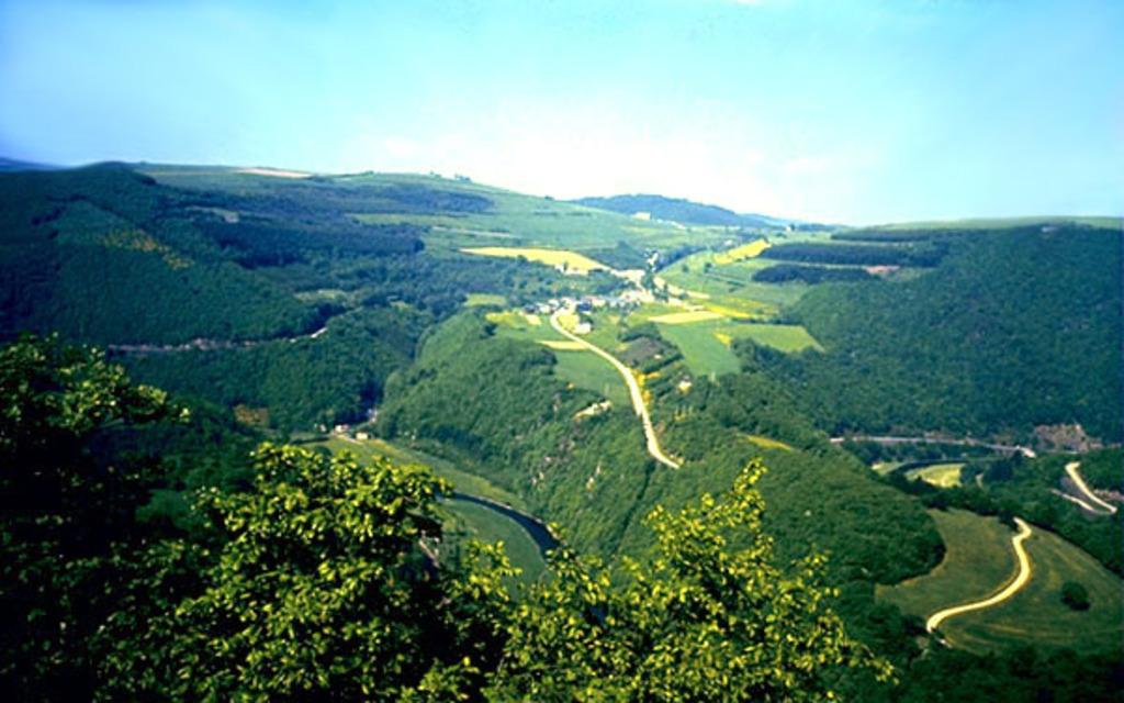 Les Ardennes.