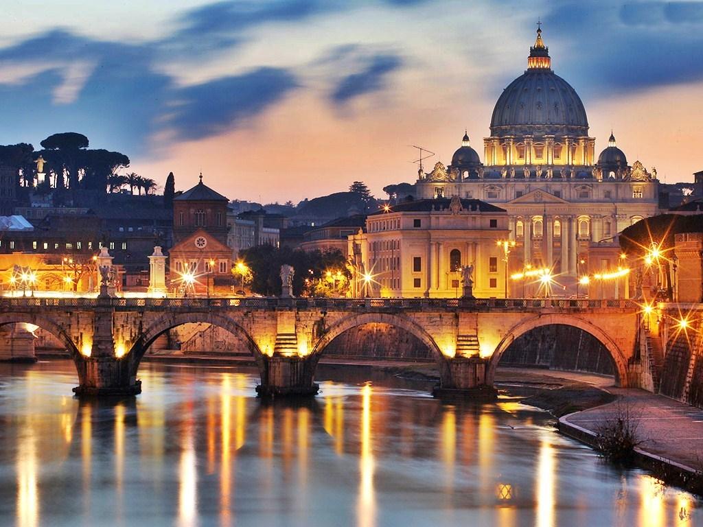 Rome, 1h30 en avion (low-cost avec Ryanair)