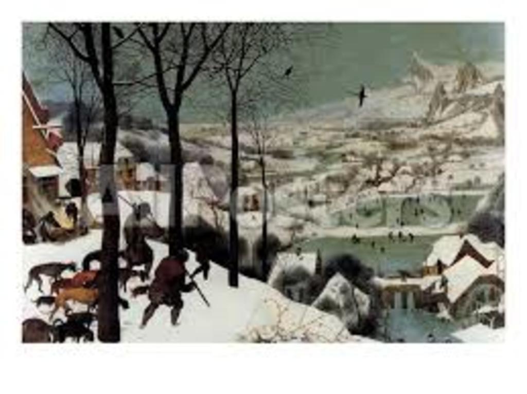 Discover the Belgian masters : Breughel
