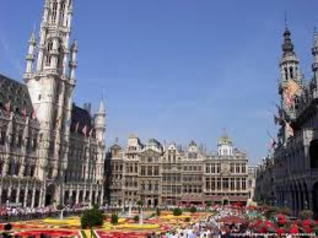 15' to Brussels City center