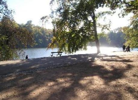 Lake Tervuren, very near to Sterrebeek