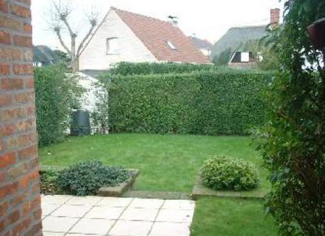 Koksijde garden- Coxyde jardin