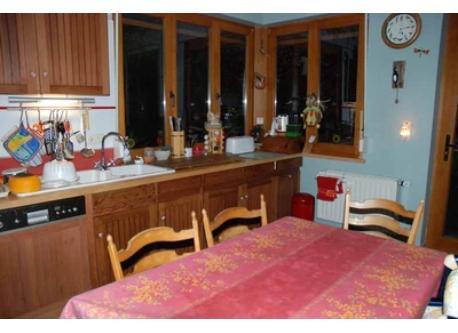 Kitchen (at night!)
