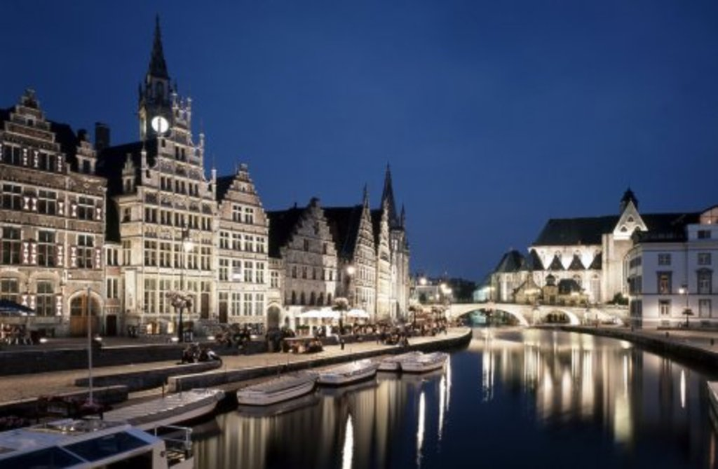Gent - Ghent - Gand
