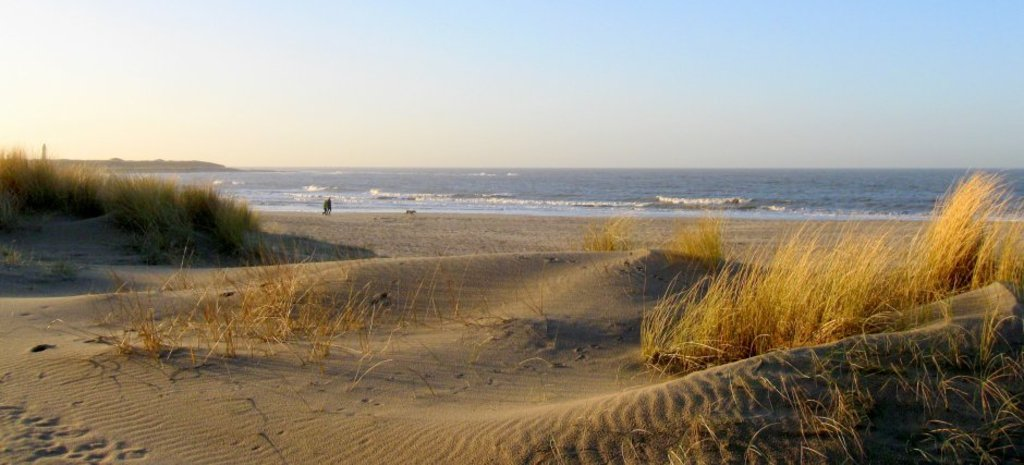 The beach - is 50minutes drive away