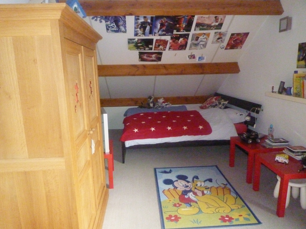Children bedroom III (double bed)
