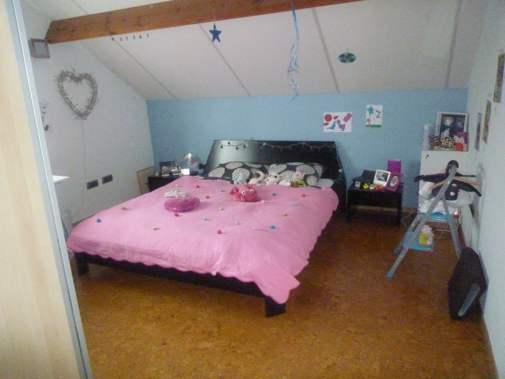 Children bedroom I (double bed)