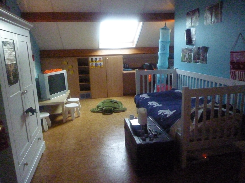 Children bedroom II (two beds)