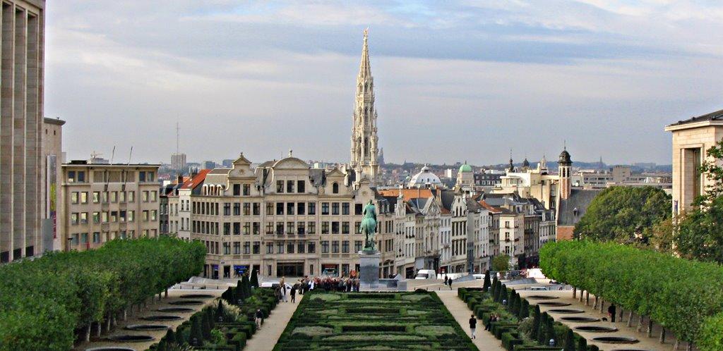 Bruxelles - 1h15